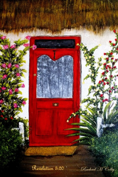 Tattoo_it_On_Your_Heart_Rachael_M_Colby_Red_Door_Knock_Knock_